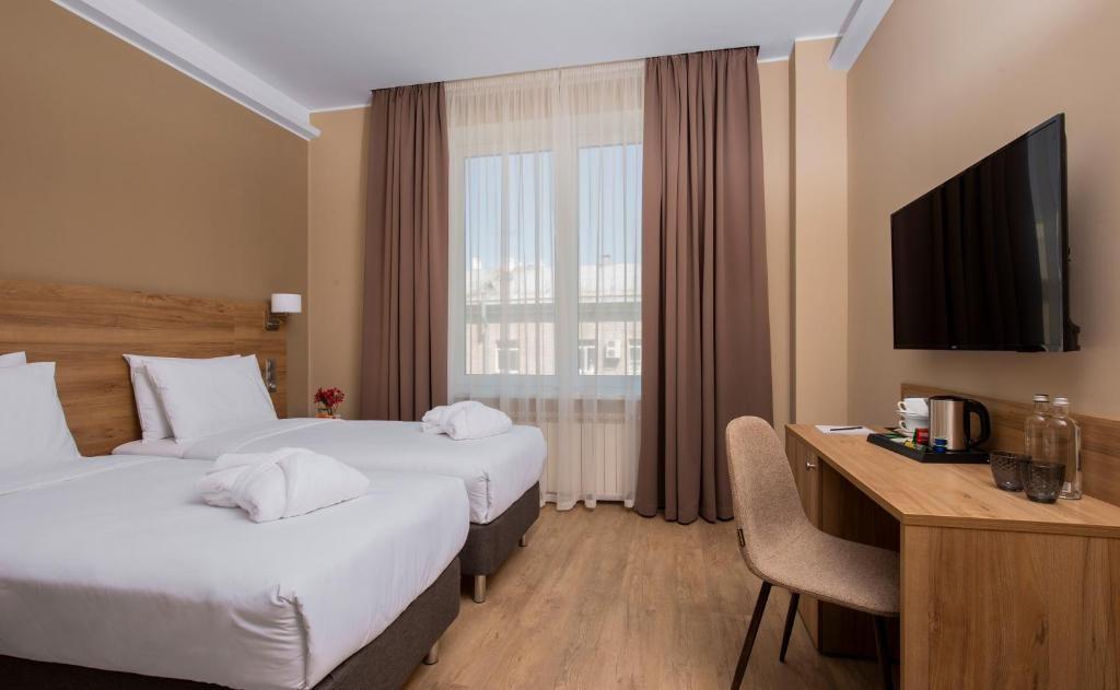Отель Welton Club Hotel & Apartments.
