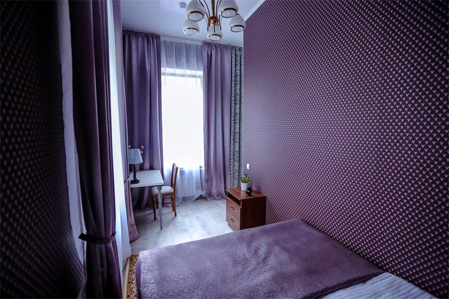 Отель Абажуръ.
