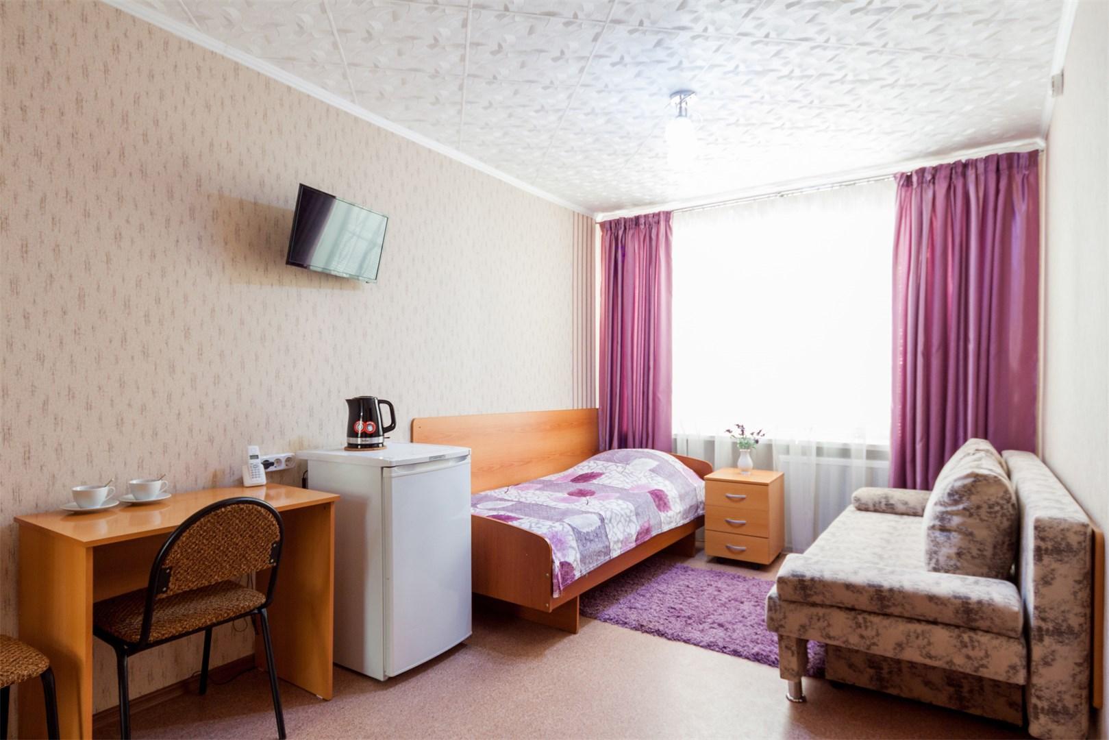 Гостиница Бузулук.