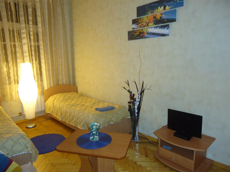 Гостевые (меблированные) комнаты Адажио на Жуковского.