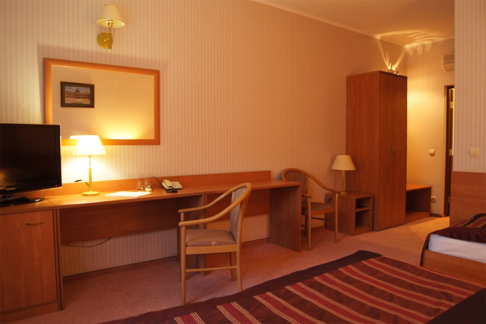 Отель Корсар.
