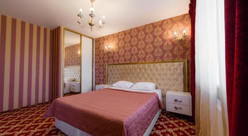 Отель Онегин.