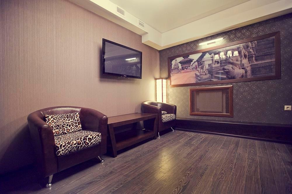Отель Палацио.
