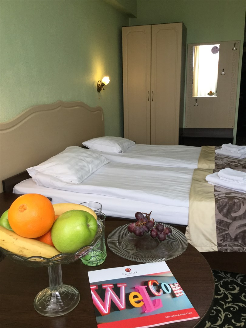 Отель Каисса.
