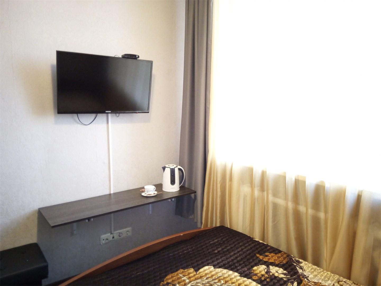 Отель Моне.