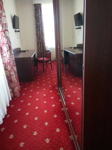 Hotel Sputnik Inn.