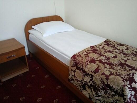Гостиница Спутник.