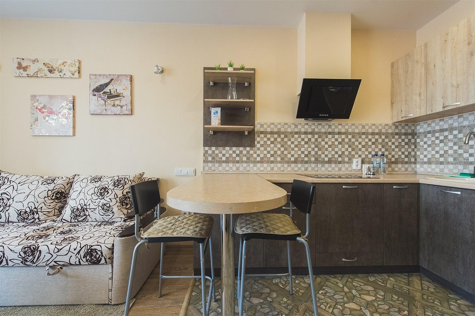 Квартира Abri Luxe.