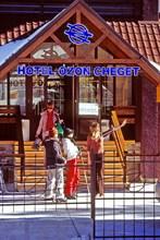 Отель «Ozon Cheget» (Озон Чегет)
