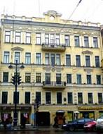 Отель РА на Невском 102